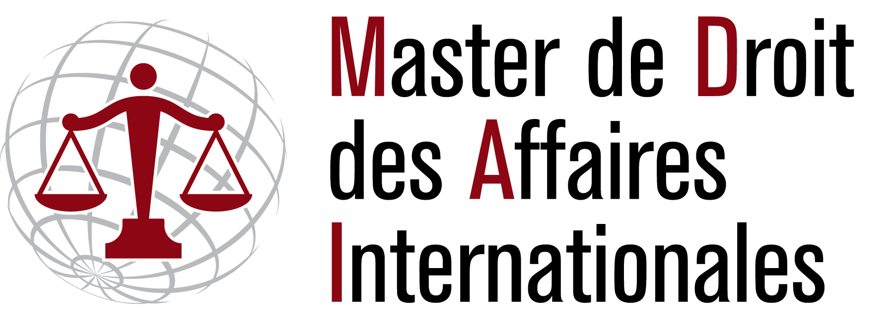 Master 1 & 2 Droit des Affaires Internationales