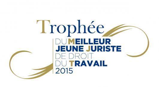 Deux étudiants de l'Université Paris II lauréats du Trophée du meilleur jeune juriste de droit du travail