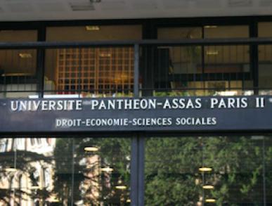 L'Université de droit Paris II Panthéon-Assas refuse de rejoindre la communauté d'universités et d'établissements