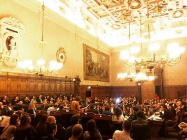 Conférence Berryer des candidats au bâtonnat de Paris