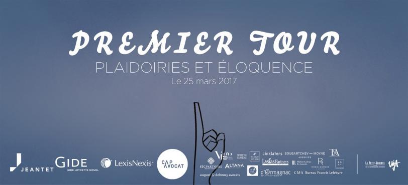 Premier tour des concours Plaidoiries et Éloquence – Organisé par Conférence Nationale Lysias