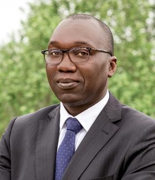 « Bpifrance a un ADN particulier, nous travaillons pour l'intérêt général » Boubakar Dione, directeur juridique de Bpifrance