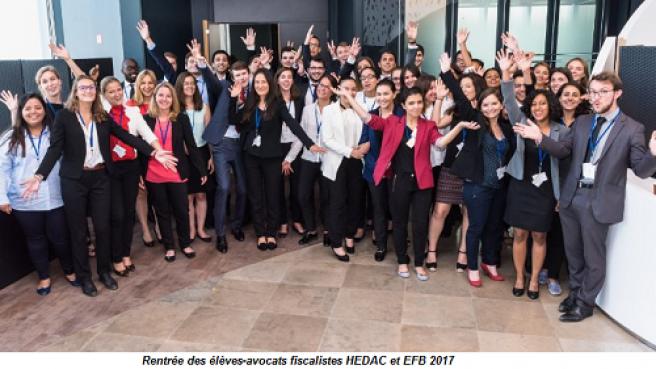L'HEDAC et EY Société d'Avocats s'associent pour créer la seule formation des futurs avocats fiscalistes