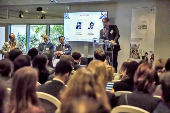 « Parfois les carrières juridiques se construisent à partir de rien » Frédéric Sicard, Bâtonnier du barreau de Paris