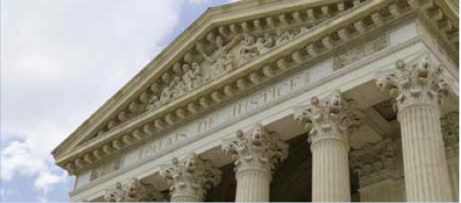 QUELLES SONT LES FILIÈRES D'EXCELLENCE en droit ?