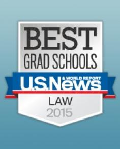 The US News 2015 law school rankings are here !