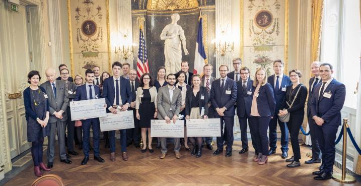 Jones Day annonce les lauréats du Prix du Meilleur binôme en droit des affaires 2018