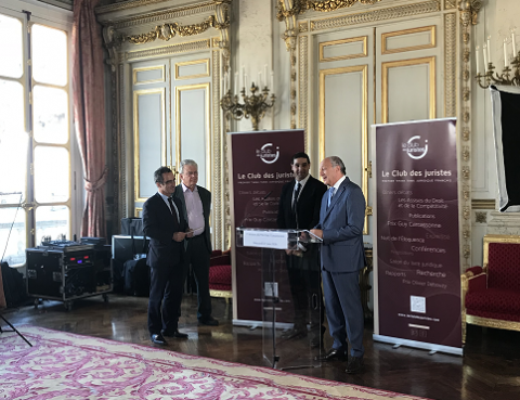 L'article sur le phénomène #MeToo remporte le 5ème Prix Guy Carcassonne !
