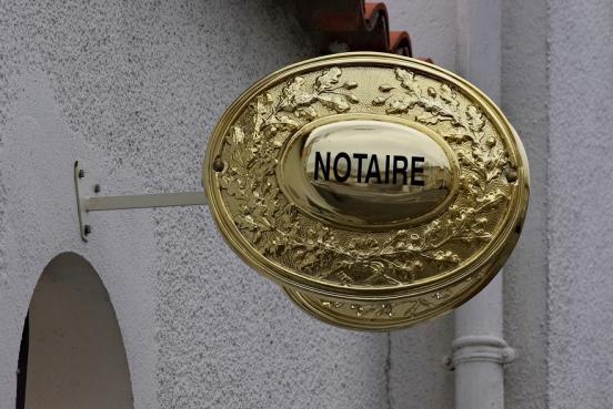 Création de l'Institut national des formations notariales