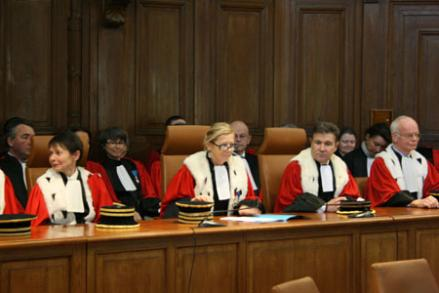 Magistrat du siège