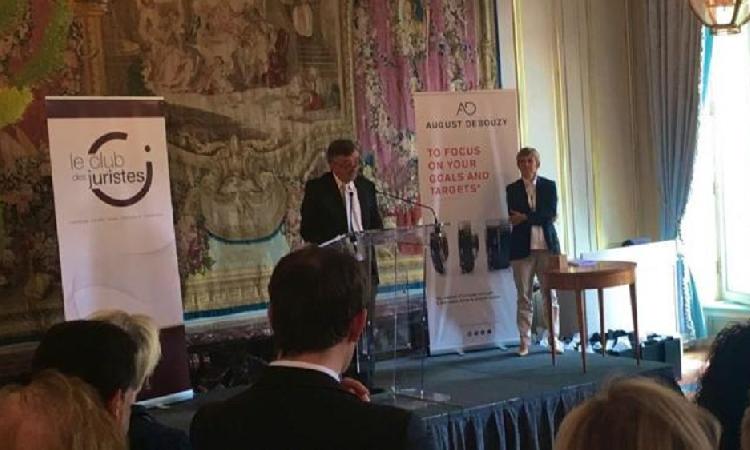 Agitateur d'idées juridiques de l'année : Yves Poullet récompensé