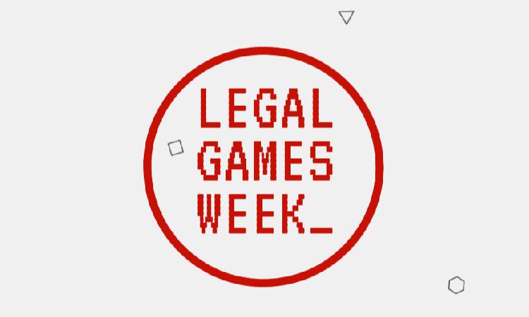Première legal games week !