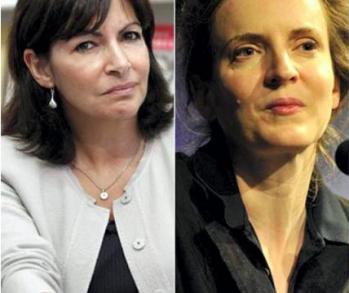 Les 2 candidates à la mairie de Paris répondent aux questions des avocats parisiens