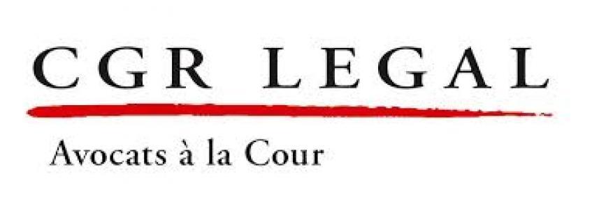 Hélène Gelas, la nouvelle associée du cabinet CGR Legal pour le département Droit public des affaires/ Droit de l'environnement