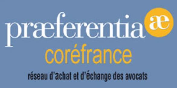 Carrières-Juridiques intègre le réseau Praeferentia Coréfrance