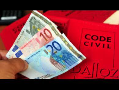 Les actions en justice ont un prix : 35 euros !
