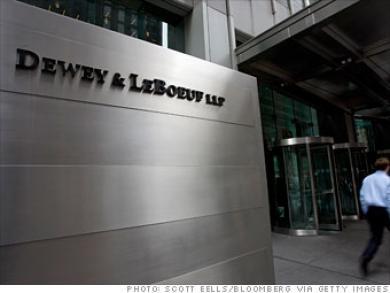 Le cabinet américain Dewey & LeBoeuf est mort : la fin du rêve américain
