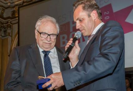 Les Trophées Pro Bono 2014