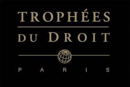 Les prestigieux Trophées du Droit 2014 se dérouleront le 27 novembre