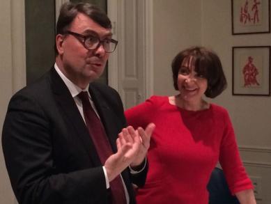 « Nous avons envie de redonner à nos confrères l'envie qu'ils ont eu d'être avocats », rencontre avec Frédéric Sicard et Dominique Attias