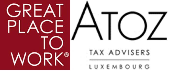 Le cabinet Atoz nommé « Best workplace» au Luxembourg en 2015