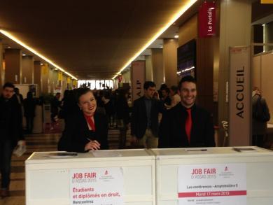 La Jobfair d'Assas : un évènement incontournable du recrutement juridique