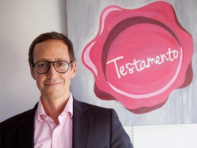 Virgile Delporte : « Testamento.fr connait une forte notoriété au sein du notariat »