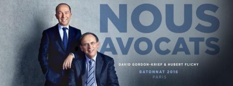 Bâtonnat de Paris 2016 : qui se cache derrière le slogan « Nous avocats » ?