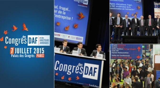 Le congrès des DAF  s'ouvre aux directeurs  juridiques