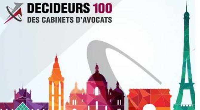 2015 : Les 100 cabinets d'avocat d'affaires les plus performants