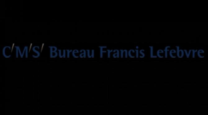 Une nouvelle organisation pour le cabinet CMS Bureau Francis Lefebvre