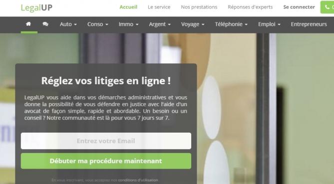 Arnaud Biju-Duval (Legalup) : « L'avocat est présent dans tous les services que nous proposons »