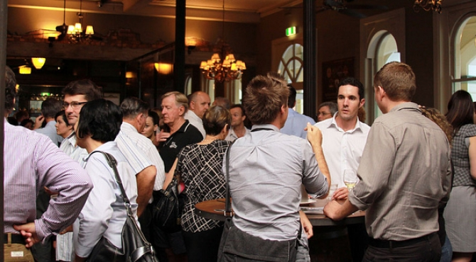 Comment se comporter lors d'un événement de networking ?