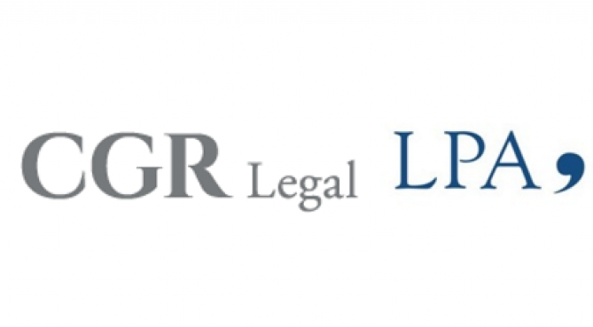 Une fusion entre Lefèvre Pelletier & associés et CGR Legal