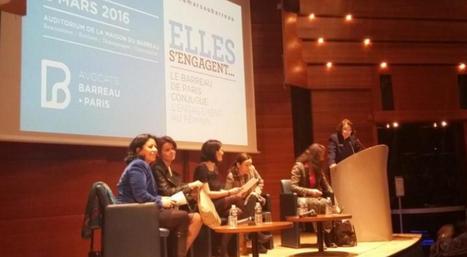 Le barreau de Paris consacre une journée aux femmes