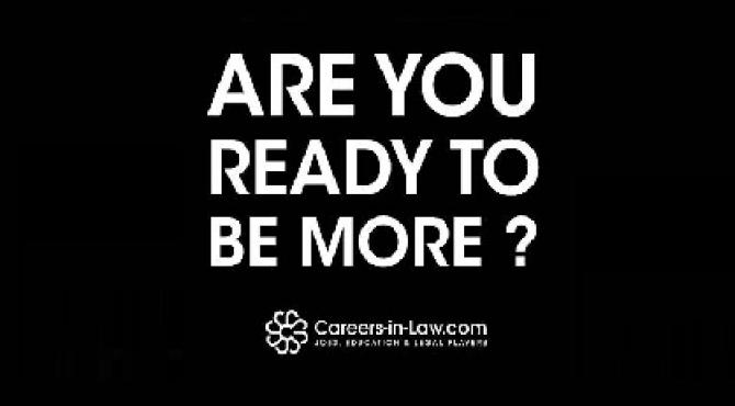 10 bonnes raisons de s'inscrire sur Careers-in-law