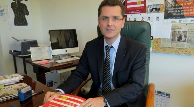 Frédéric Debove : « D'anciens membres du Raid et du GIGN suivent le DU d'enquêteur privé »