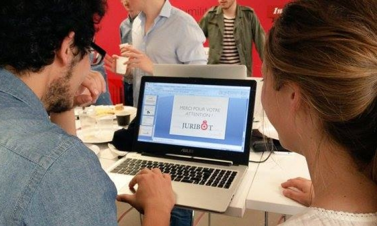 HackTheLaw : un start-up week-end sur l'innovation juridique