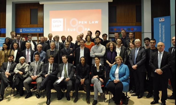 Open Law, le nouveau droit en devenir