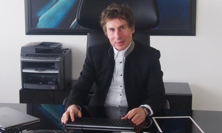 Alain Bensoussan : portrait-robot