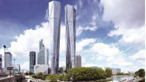 Tours Hermitage : Quand la France boude les gratte-ciel