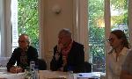 Droit : une première conférence sur l'Interprofessionnalité