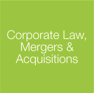 Corporate Law, Mergers & Acquisitions