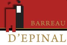 Barreau d'Epinal