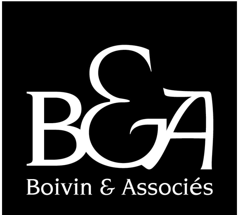 SCP Boivin & Associés