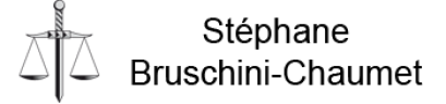 Cabinet BRUSCHINI-CHAUMET