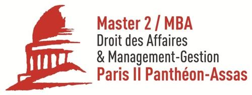 Master 2 / MBA Droit des affaires et Management-Gestion