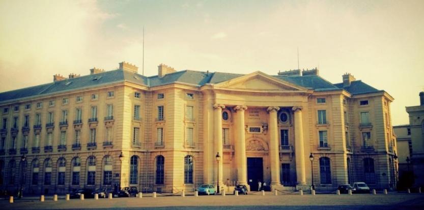 Image : Université Paris 1 - Panthéon Sorbonne - Master 2 Professionnel Droit du sport
