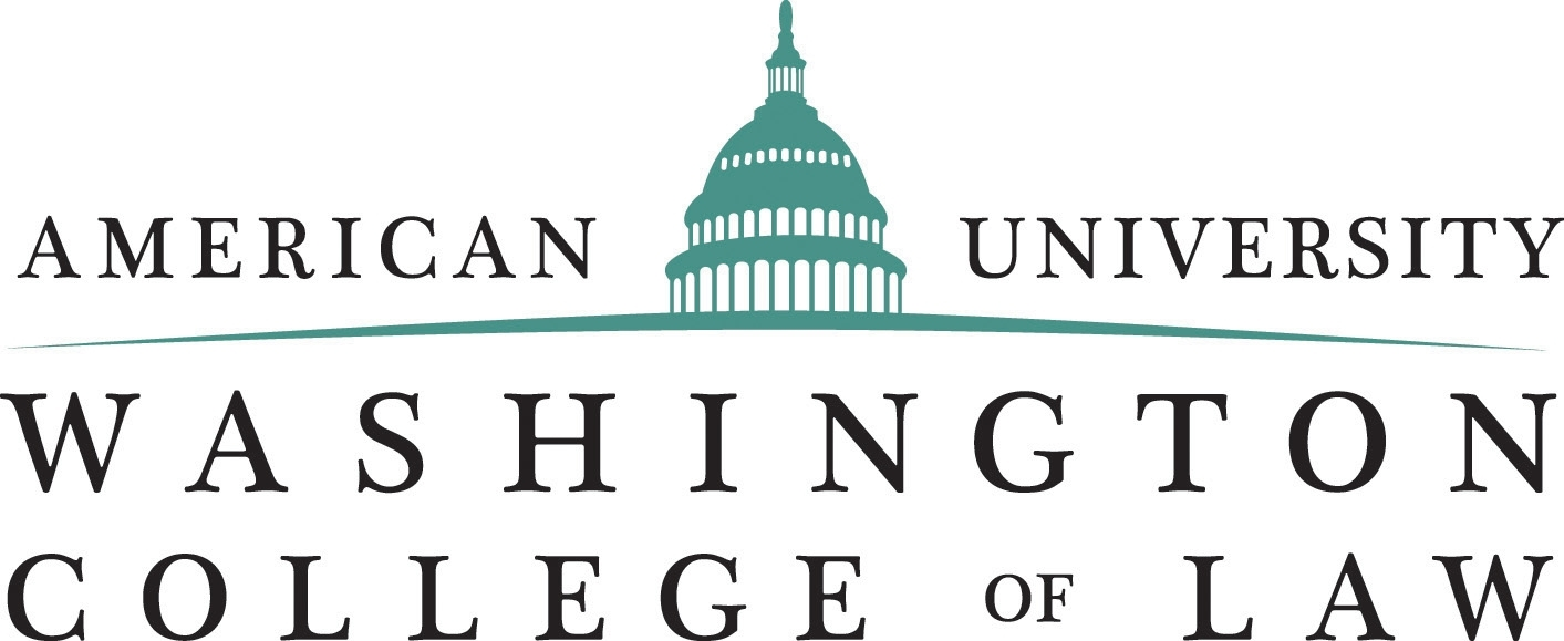 Logo American University (AU) - Washington College of Law (WCL)